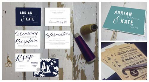 An eclectic mix ... of beautiful stationery x