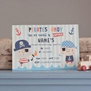 Pirates Ahoy