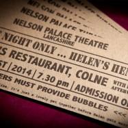 Theatre Invitation